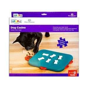 Outward Hound Nina Ottosson Dog Casino Advanced Puzzle Toy