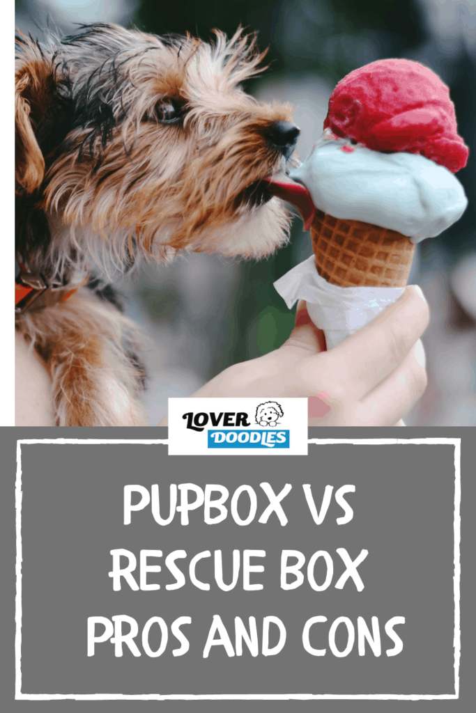 BeloPupBox vs Rescue Box - Pros and Consw is aPinterestfriendly photo…. so you can pin it to yourDoodle Board!