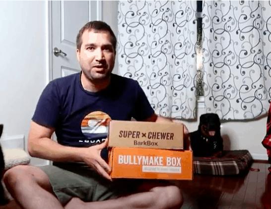 barkbox super chewer vs Bullymake