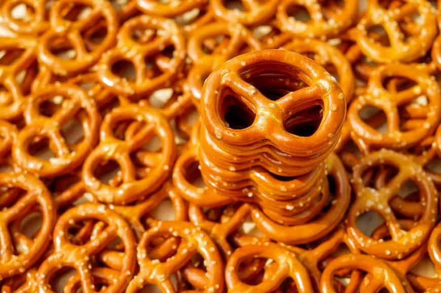 Can a Dog Eat Unsalted/Unflavored Pretzels?