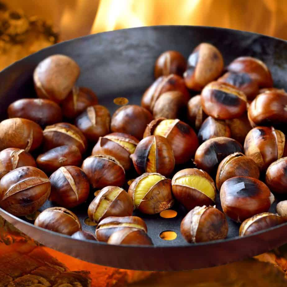 Cooked Chestnuts